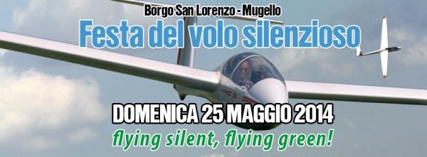 Festa del Volo Silenzioso 2014 - Mugello
